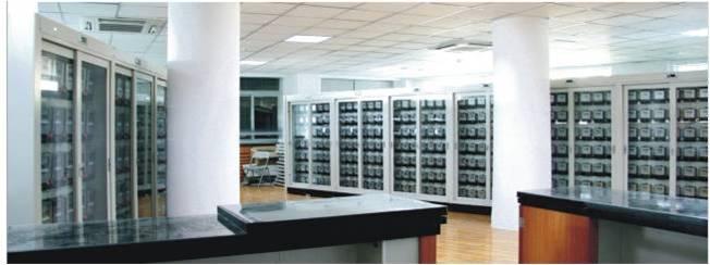 JR8203 智能库房管理系统